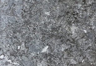 Moody Gray Sawed Interior