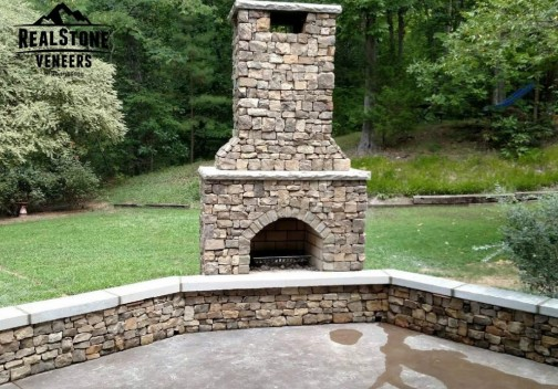 Ocoee Blend Fireplace