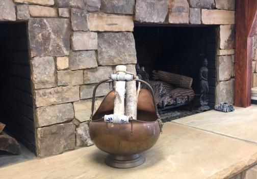 Monte Vista Fireplace