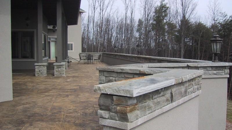 Slab Roofing