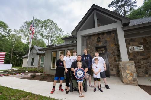 A Veteran's New Home